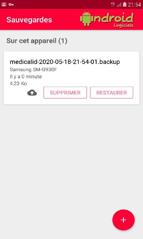 Medical ID - En cas d'urgence