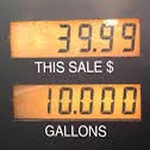 gasPump : jeu du TOC de la pompe à essence