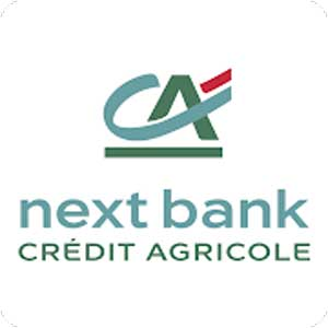 Credit Agricole next bank