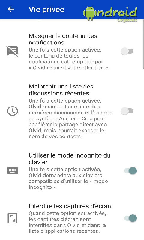 Olvid – Messagerie instantanée sécurisée… et française