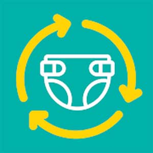 Pampers Recycling