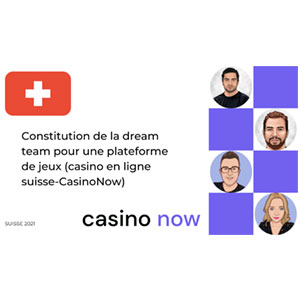 Comment bâtir une équipe de contenu sur les Casinos 2021 🚀