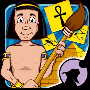 Aide Akil Le Scribe pour découvrir les mystères de l'Egypte !