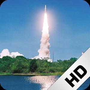 Suivez le prochain lancement Arianespace en direct sur votre appareil mobile Android.