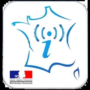 Application mobile permettant de se géolocaliser et de repérer sur l'ensemble du territoire français, les antennes d'émissions radioélectriques.