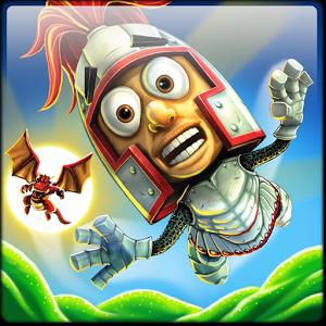 Détruisez des forts et des châteaux et combattez même un dragon cracheur de feu dans Catapult King, le roi des destructeurs de châteaux !