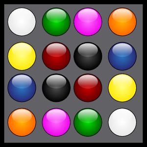 Le tout nouveau ColorCode est un Mastermind en français, très léger et jouable gratuitement !
