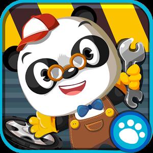 Nettoyez, customisez et conduisez votre propre voiture dans Dr. Panda : Garage ! Dans cette nouvelle application, vous pouvez utiliser de la peinture, des roues de toutes sortes, des sirènes et plus encore pour customiser 6 véhicules différents !