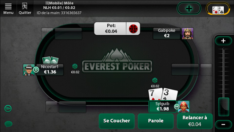 Everest Poker Android
