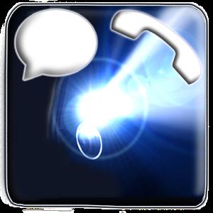 Flash Light Alertes est une application qui va utiliser votre flash d'appareil photo pour faire des signaux de lumière qui clignoteront si le téléphone sonne ou lors de l'arrivée d'un nouveau message.