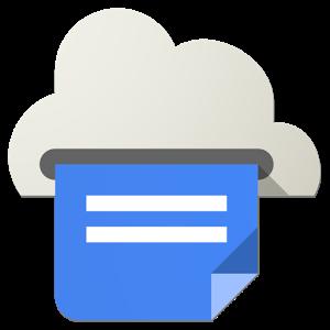 Téléchargez la dernière version de l'application Google Cloud Print officielle. L'impression depuis un téléphone Android n'a jamais été aussi simple.