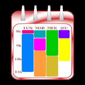 Mon Emploi Du Temps est une application simple qui va vous permettre d'organiser et de gérer vos cours au quotidien.