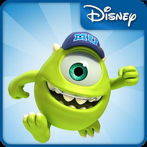Courez, sautez et frayez-vous un chemin à travers ce jeu d'action monstrueusement amusant ! Traversez la ville de Monstropolis avec les célèbres équipes de la terreur de Monstres & Cie et tentez de sauver Bouh !