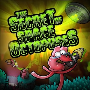 Le Secret des Poulpes de l'Espace est un jeu d'aventure en scrolling horizontal mélant plateforme, puzzles et combats.