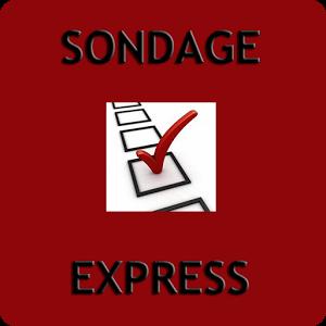Découvrez Sondage Express et réalisez vos sondages et enquêtes en toute mobilité !