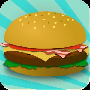 Devenez spécialiste du Burger. Vous devrez essayer de constituer un maximum de hamburgers. Mais attention, la poubelle n'est pas loin, et aucun burger ne devra tomber dedans.