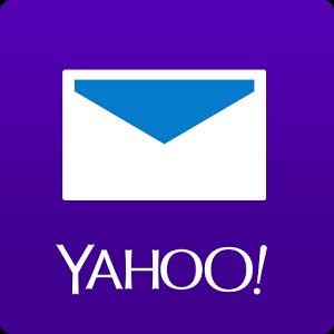 Accès direct à votre boîte de réception Yahoo, notifications d'arrivée des e-mails, visualisation rapide de votre boîte par défilement continu.